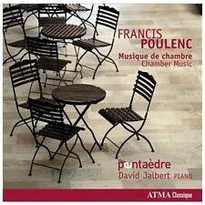Francis Poulenc: Musique De Chambre CD NEW