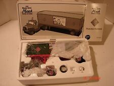 FIRST GEAR 1ST MODEL B-61 1960 MACK TRUCK SEMI TRAILER HAULER RAILWAY EXPRESS