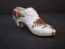 Royal Albert OLD COUNTRY ROSES Bone China Shoe