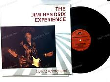 The Jimi Hendrix Experience - Live At Winterland GER 2LP 1987 //1