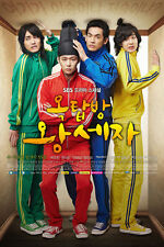 Rooftop Prince Korean DVD - Fantasy - Comedy - English & Chinese Subtitles