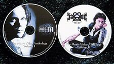 Button & HIM His Infernal Majesty Music Video Collection 96-2016 2 DVD Set Ville