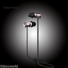 Wireless Bluetooth Stereo NFC Headset Earphone Mic 3D Sound Noise Cancellation