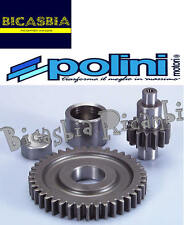 7936 - INGRANAGGI POLINI SECONDARI Z 14/41 50 ITALJET PISTA 1 2 YANKEE SCOOP 2 3