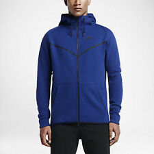 Nike Tech Fleece Windrunner Hero Hoody Jacket Hero Blue / Black [727340 455] XL