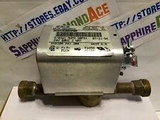 ERIE CONTROLS 3way modulating valve 5/8SWT MOPD 50PSI 0654C0306GA00 USED