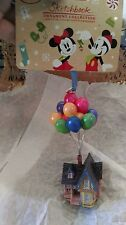 Disney Pixar Up House Sketchbook Christmas Ornament Decoration