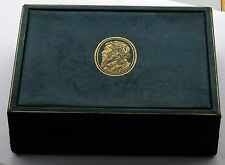 "Rolex Cellini Collection Wooden Box 5&2/3"" by 4&1/2"" and 1&3/4"" Fair Codition"