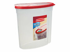 RUBBERMAID 1.5 GALLON SEAL N SAVER PLASTIC CEREAL KEEPER 1777195 NEW