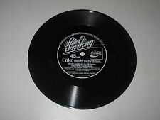 "7"" FLEXI/COKA COLA/SPIEL DEN SONG/BILL BACKER/BILLY DAVIS/ROD McBRIEN"