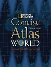National Geographic Concise Atlas of the World, Second Edition (National Geograp