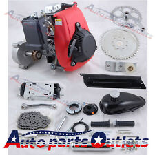 4-Stroke 49CC GAS PETROL MOTORIZED BICYCLE BIKE ENGINE MOTOR KIT Scooter