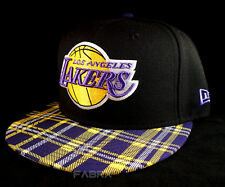 Los Angeles Lakers NBA snapback adjustable hat cap NWT Kobe Bryant