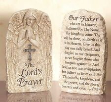 """Lord's Prayer"" Angel Prayer Stone NEW SKU 13721"