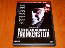 EL HOMBRE QUE VIO LLORAR A FRANKENSTEIN / The Man Who Saw Frankenstein Cry ENGLI