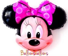 Minnie Mouse Disney large balloons party birthday 36""