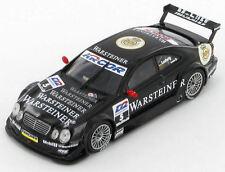 Mercedes CLK Klaus Ludwig DTM 2000 1:43 (Minichamps)