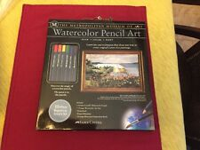 Watercolor Pencil Art Set - Metropolitan Museum of Art -Faber-Castell NEW