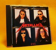 CD Metallica One Mini-Album 5TR 1989 (JAPAN) Thrash, Speed Metal RARE !