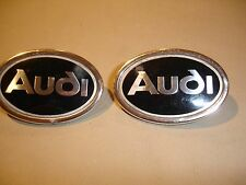 1996-2001 AUDI A4 B5 FENDER-EMBLEM 8D0 853 621 REMOVED FROM 1996 OEM USED