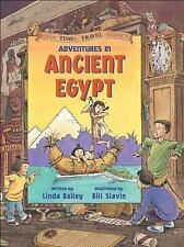 Adventures in Ancient Egypt by Linda Bailey (2000, Paperback)
