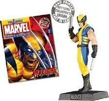 Wolverine Eaglemoss Lead Figurine Magazine #2 Marvel