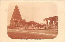 BR62528the great shiva temple in the city Thanjavur  tanjore india