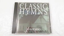Gabrial Records CLASSIC HYMNS Piano Volume I Christian Music CD
