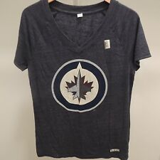CCM Winnipeg Jets Hockey Shirt New Womens LARGE