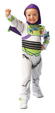 Childrens Buzz Lightyear Fancy Dress Costume Disney Toy Story Outfit 3-4 Yrs