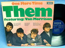 LP THEM Feat. Van Morrison - ONE MORE TIME // HOLLAND unboxed DECCA