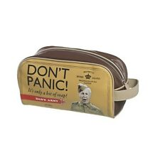 Official Dad's Army  Don't Panic Wash Bag Toiletry Bags Christms Gift for Him