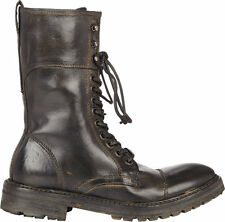 John Varvatos  Engineer Triple-Buckle Boot Sold OUT Every Where MADE IN PORTUGAL