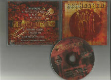 ABANDONED - Misanthrope CD HYPER RARE THRASH METAL 2003 FLOOTSAM AND JETSAM