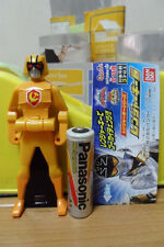 Power Ranger Sentai Gashapon Figure Kaizoku Gokaiger Key Battle Fever Cossack P6