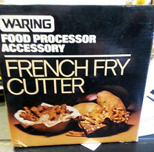 Vintage Waring Food Processor Accessory French Fry Cutter Item# FP906 (NEW)