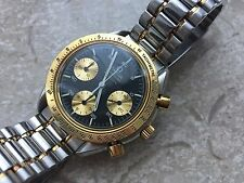 Omega Speedmaster Reduced ACCIAIO/ORO  ref: 1750033 Gold 175.0033