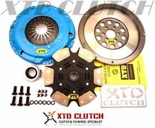 XTD® STAGE 4 CLUTCH & RACE FLYWHEEL KIT VW TDI 1.9T G60 *SPRUNG*