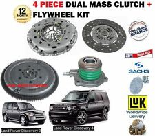 FOR LAND ROVER DISCOVERY 2.7TD 2004-  DUAL MASS FLYWHEEL + CLUTCH KIT + BEARING