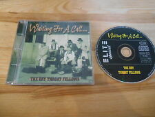 CD Jazz Dry Throat Fellows - Waiting For A Call (14 Song) ELITE / TURICAPHON