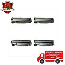4PK Toner for HP 85A CE285A P1102W P1102 M1212NF M1217NFW P1120 M1210 M1132 P110