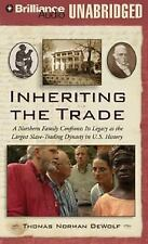 INHERITING THE TRADE unabridged audio book on CD by THOMAS NORMAN DeWOLF