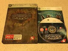 Bioshock *Steel Case* - Microsoft Xbox 360 Game