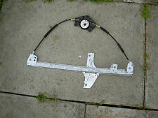 PEUGEOT 307 ELECTRIC WINDOW REGULATOR PASSENGER FRONT 5 DR NO MOTOR 9634456980