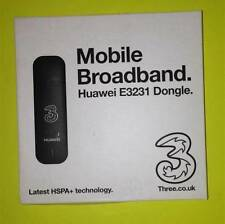Huawei E3231 KEIN SIM-LOCK Dongle 3G Mobiles Breitband USB Internet Vodafone/
