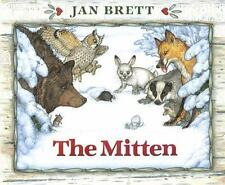 The Mitten, 20th Anniversary Edition by Brett, Jan