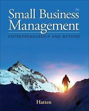 Small Business Management : Entrepreneurship and Beyond (US HARDCOVER 6/E)