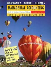 Managerial Accounting, Active Learning Edition : Tools for Business Decision Mak