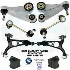 Per ALFA ROMEO 147 156 Ts GT ANTERIORE SUPERIORE INFERIORE WISHBONES SUSPENSION ARMS KIT