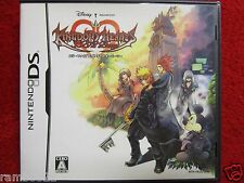Kingdom Hearts 358/2 Days (Nintendo DS, 2009) JAPANESE VERSION final fantasy